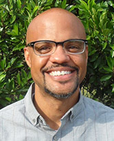 Portrait of Dr. Damon Silas, CareNet Central Piedmont
