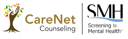 CareNet Counseling and Screening for Mental Health Logo