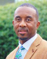 Portrait of CareNet Eastern Region's counselor Steve Cherry