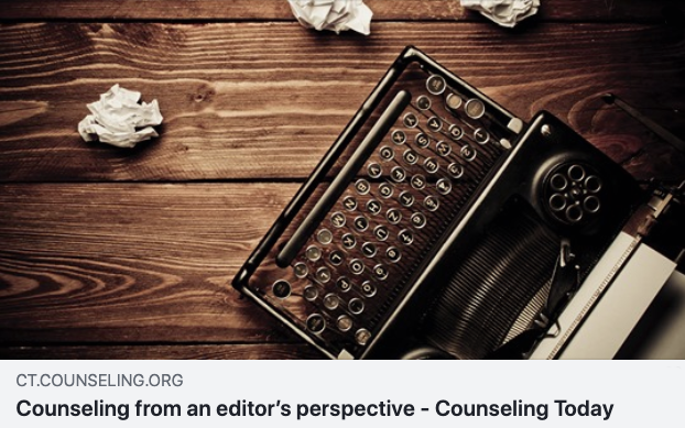 "Les Gura discusses his inclusion of the three-word narrative in ""Counseling from an editor's perspective"""